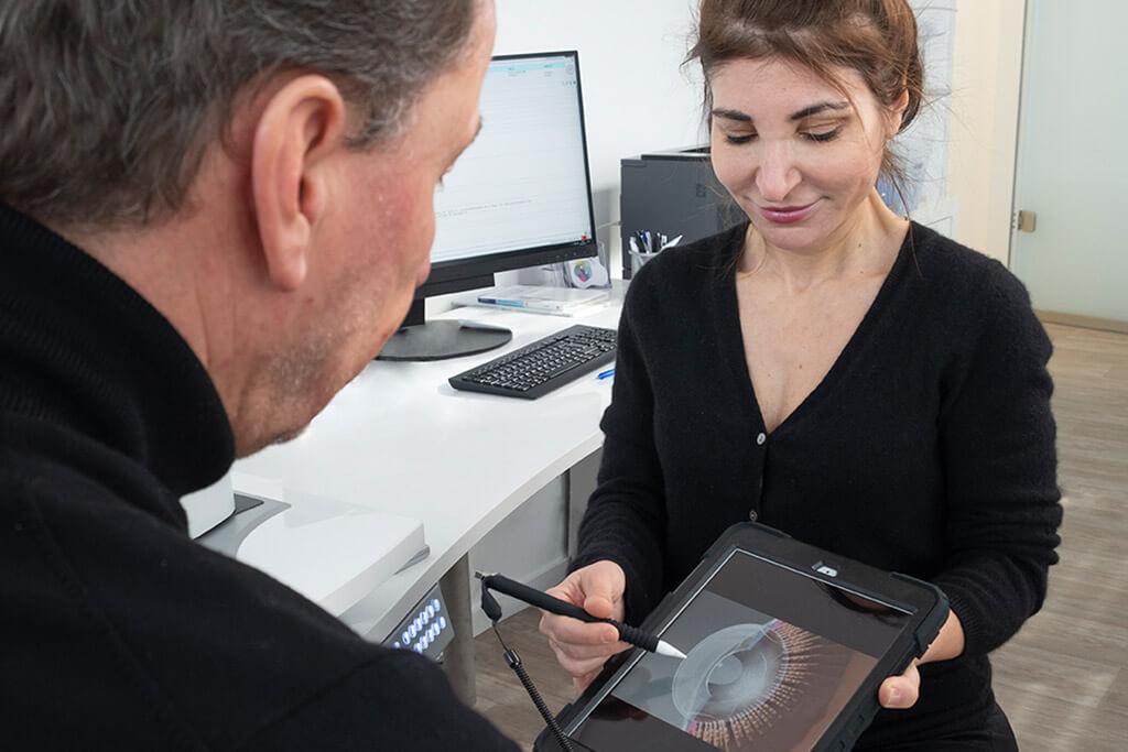 Augen lasern in Böblingen - Beratund & Diagnostik