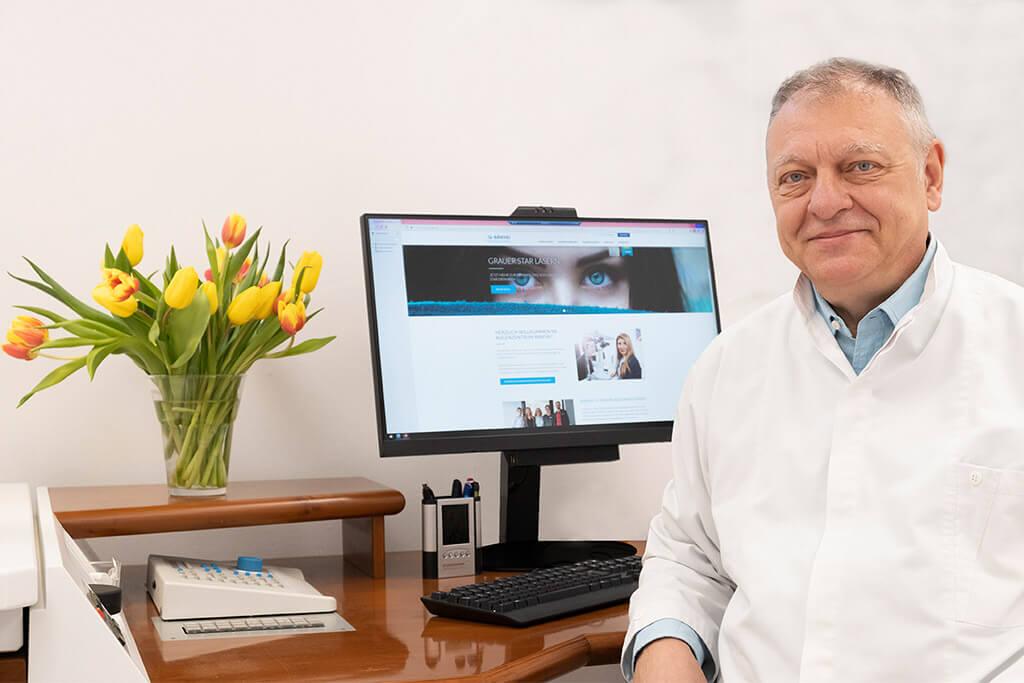 Augen Lasern in Stuttgart-Botnang - Beratung