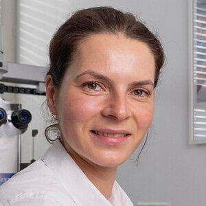 Dr. med. Amine Aslan-Berberovic, FEBO