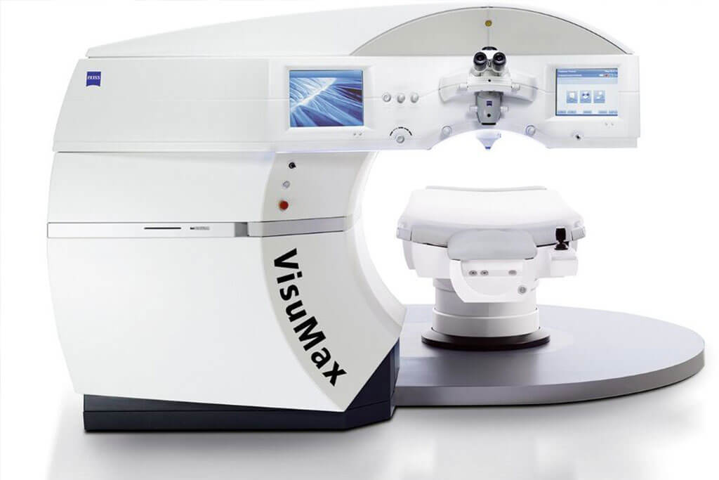 Alternative Augen Laserbehandlung Visumax Laser
