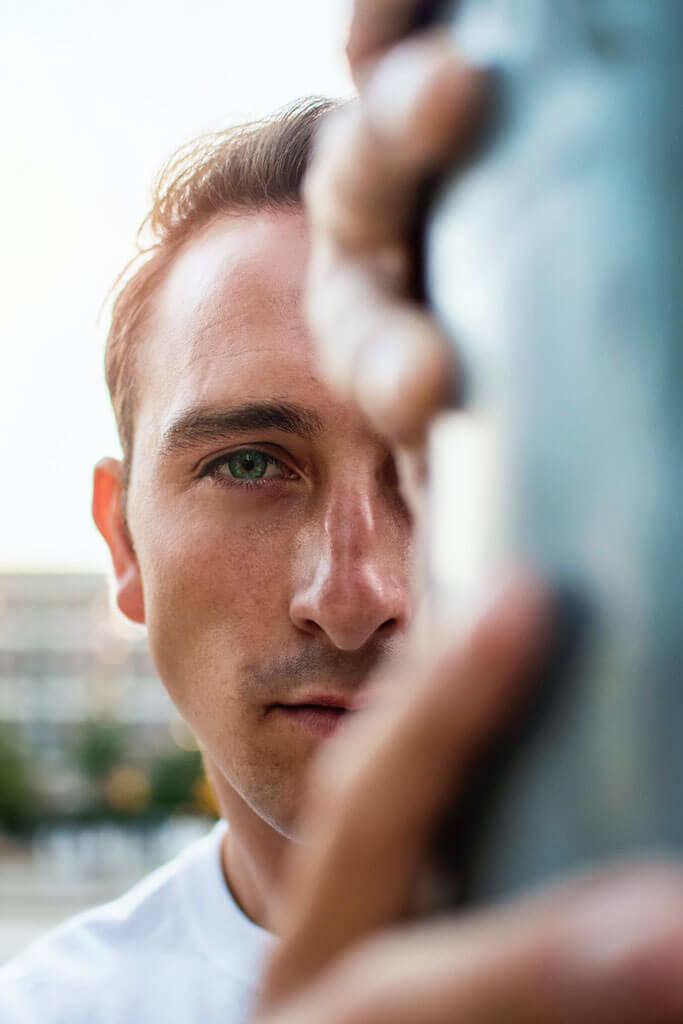 Vorbeugung gegen trockene Augen - E-Eye-Behandlung