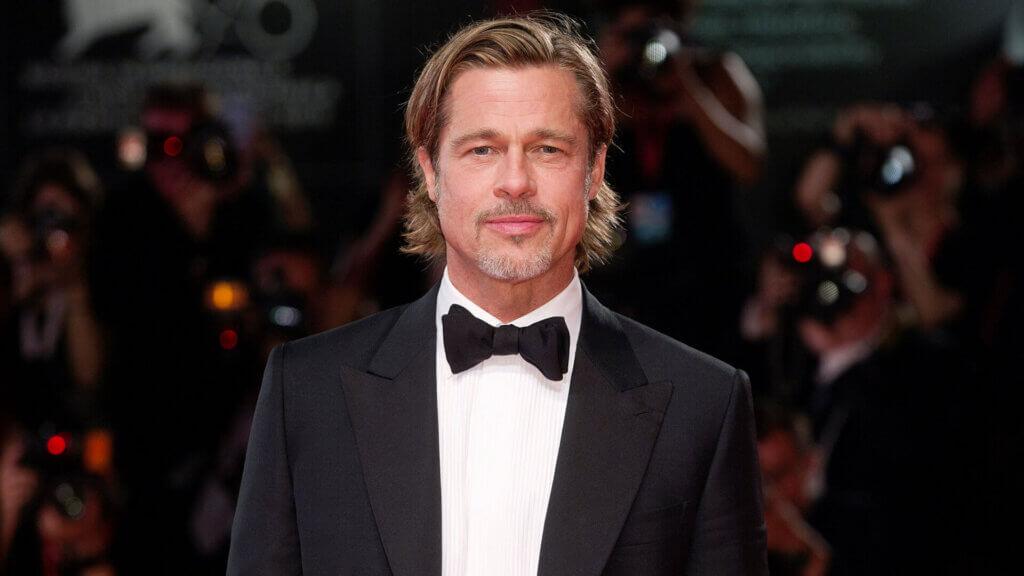 Brad Pitt hat sich die Augen lasern lassen
