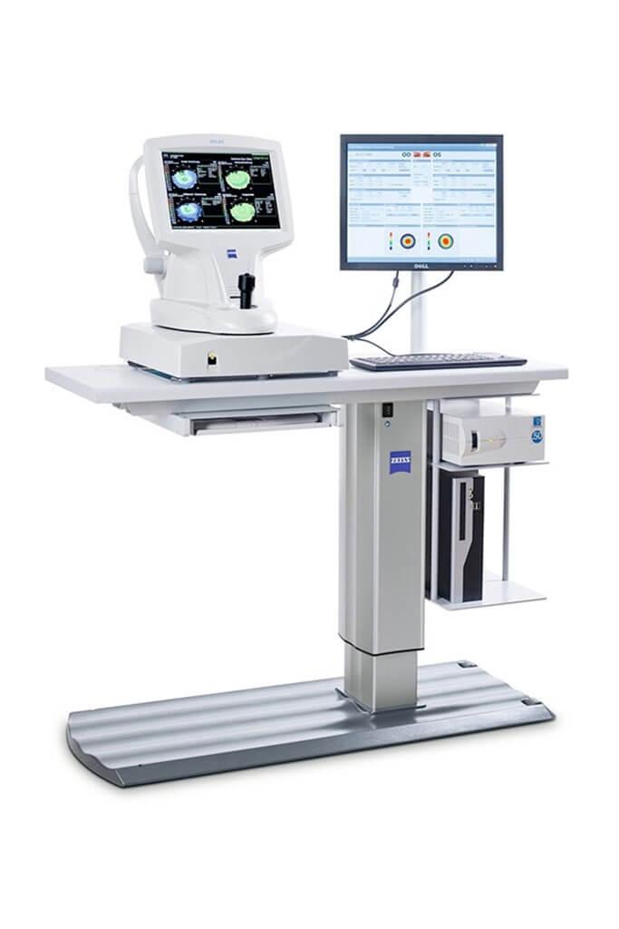Wie lange ist die Behandlungszeit mit dem Excimer Laser?