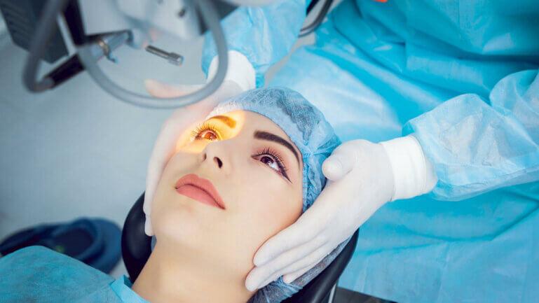 Welche Vorteile habe ich durch Augen lasern?