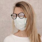 Meine Brille beschlägt mit Mundschutz