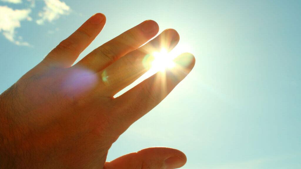 Sonne - wenn Licht nur noch blendet!
