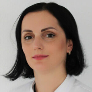 Dr. med. (Univ. Banja Luka) Sanja Savicic