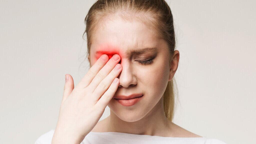 Fremdkörpergefühl  - Wann soll ich zum Augenarzt gehen?