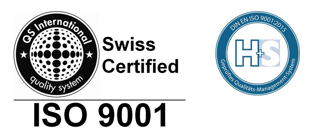 DIN ISO 9001 Zertifizierung - Augenlaser Zentrum